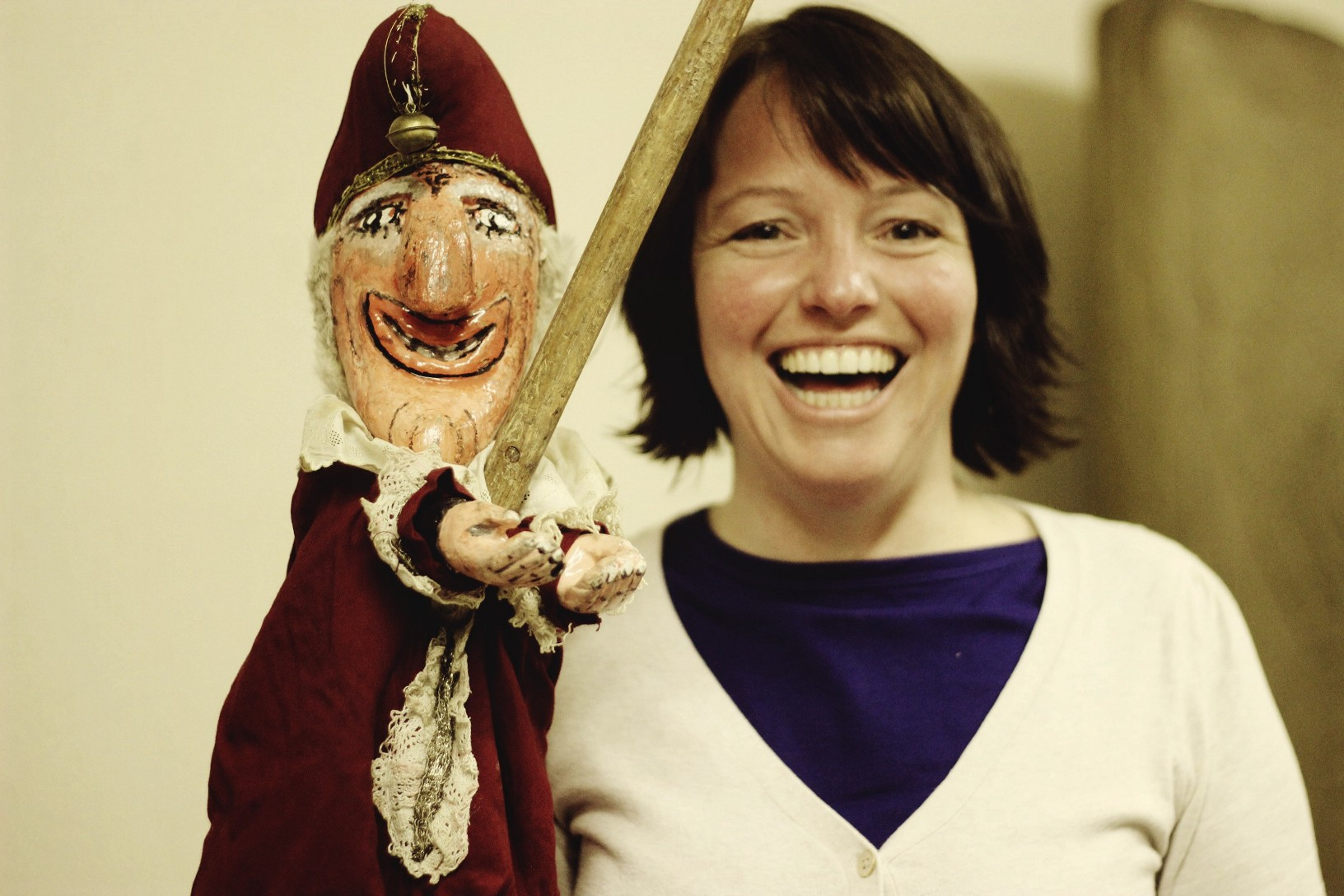 Barbara Punch puppet pic